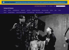 cinema.sfsu.edu
