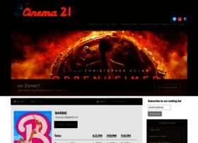 cinema21.com