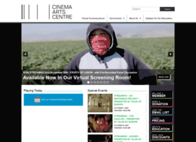 Cinemaartscentre.org