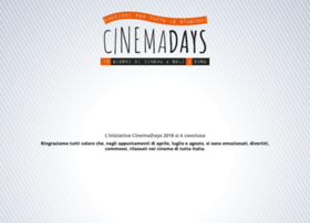 cinemadays.it