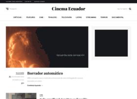 cinemaecuador.com