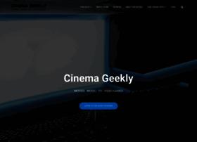 cinemageekly.com