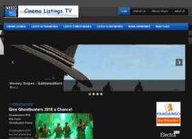 cinemalistings.tv