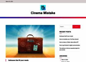 cinemamistake.com