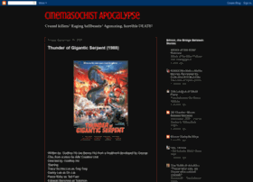 cinemasochistapocalypse.blogspot.com