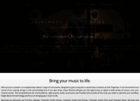cinematicstrings.com