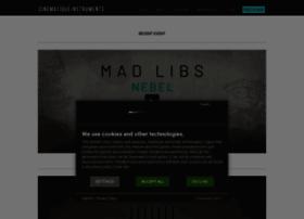 cinematique-instruments.com