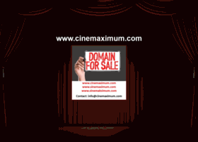 cinemaximum.com