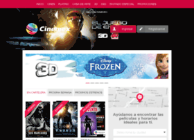 cinemex.net