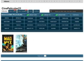 cinepeliculas21.com