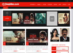 cinephiles.co.in