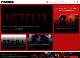cinepremiere.com.mx
