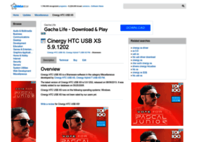 cinergy-htc-usb-xs.updatestar.com