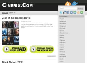 cinerix.com