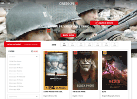 cinescape.com.kw