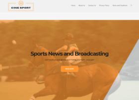 cinesport.com