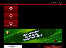 cinesunidos.com