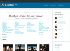 cinetips.com.mx