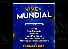 cinex.com.ve