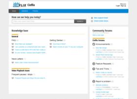 cinflix.freshdesk.com