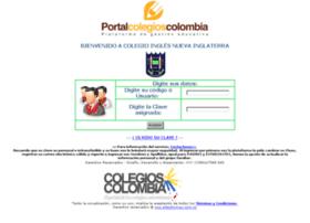cinicolegioingles.portalcolegioscolombia.com