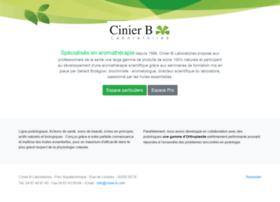 cinier-b.com