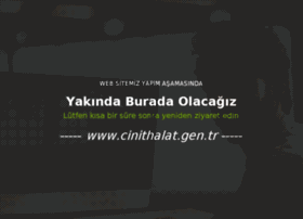 cinithalat.gen.tr