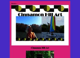 cinnamonhillart.com