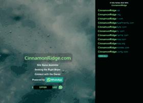 cinnamonridge.com