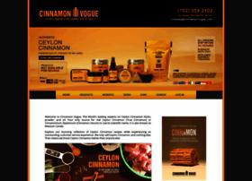 cinnamonvogue.com