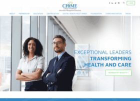 cio-chime.org