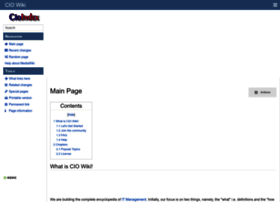 cio-wiki.org