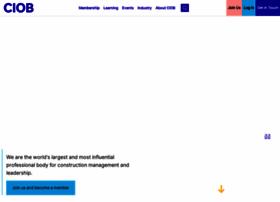 ciob.org
