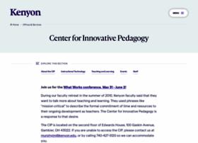 cip.kenyon.edu