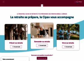 cipav-retraite.fr