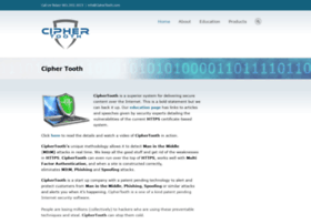 ciphertooth.com