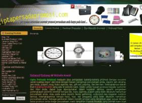 ciptapersadapromosi.com