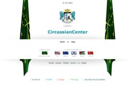 circassiancenter.com