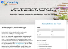 circlecitywebdesign.com