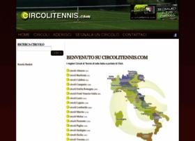 circolitennis.com