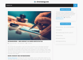 circorenergy.com