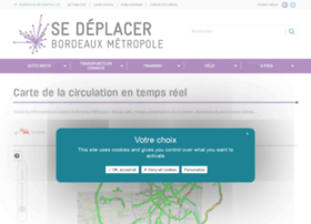 circulation.bordeaux-metropole.fr