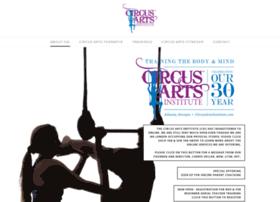 circusartsinstitute.com