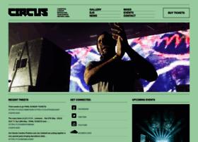 circusclub.co.uk