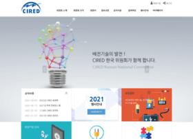 ciredkorea.com