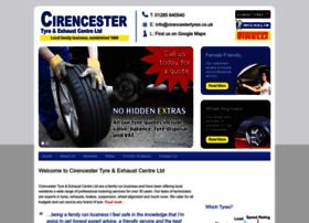 cirencestertyres.co.uk