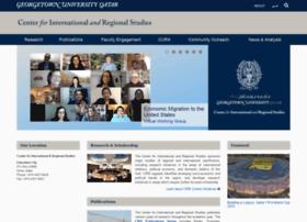 cirs.georgetown.edu