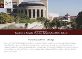 cis.txstate.edu