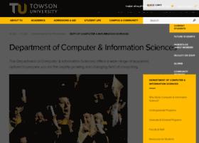 cis1.towson.edu