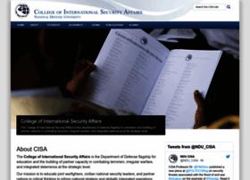 cisa.ndu.edu